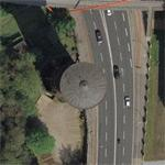 Water Tower Oberhausen (Google Maps)