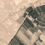 Iranian military testing range (Emamshahr)