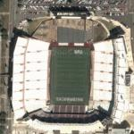Donald W Reynolds Razorback Stadium (Google Maps)