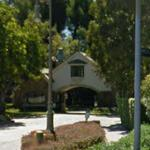 Beverly Park Main Gate (StreetView)