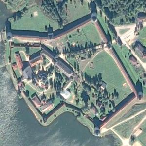 Belozersky Monastery (Google Maps)