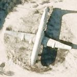 Lost Airplane (Google Maps)