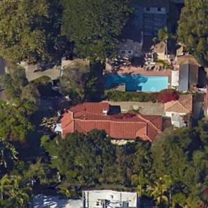 Debbie Reynolds' House (Google Maps)