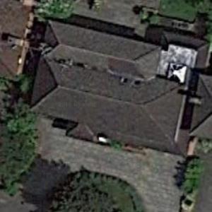 Arsene Wenger's House (Google Maps)