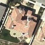 Thad Luckinbill & Amelia Heinle's House (Google Maps)