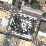 Santa Fe Plaza (Google Maps)
