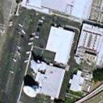 Spy Satellite Control Center (Google Maps)