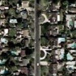 Most-filmed residential street in the world (Google Maps)