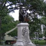 John Barry Statue (StreetView)