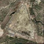 Camp Mackall Airfield (Google Maps)