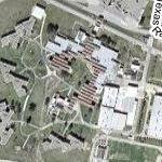 Federal Correctional Institution, Bastrop (Google Maps)