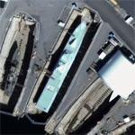 HMS Visby class stealth ship