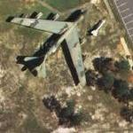 B-52 Stratofortress (Google Maps)