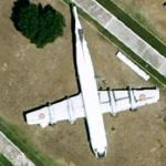 Lockheed P-3A Orion (Google Maps)