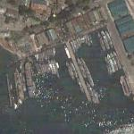 Sangley Point Naval Base (Google Maps)