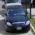 Mercedes-Benz S-Class (StreetView)