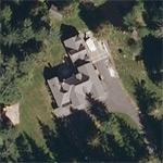 James Doohan's house (former) (Google Maps)