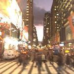 7th Avenue in evening light (StreetView)
