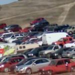 Race parking