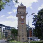 Park Fever Hospital water tower (StreetView)