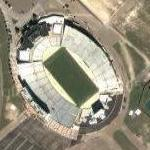Baylor University Stadium (Google Maps)