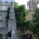 Edith Cavell Memorial