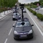 three Coogle Cars