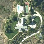 Dennis Tito's house (Google Maps)