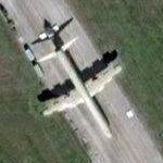 Convair XC-99 (Google Maps)