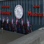 Official AJAX Fanshop and Museum at Amsterdam ArenA