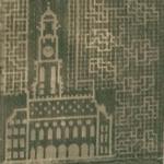 """""""Le beffroi de l'hôtel de ville d'Arras"""" Maze"""