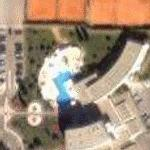 Musical swimming pool (Google Maps)
