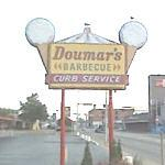 Doumar's Cones and Barbecue (StreetView)