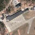 Bergo naval base helipad (Google Maps)