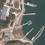 Berga naval base (Google Maps)
