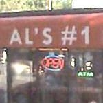 Al's #1 Italian Beef, Taylor Street Location