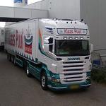 Klaas Puul, Scania R420