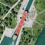 Beauharnois Locks (Google Maps)