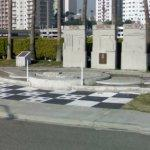 Grand Prix of Long Beach Winner Circle (StreetView)