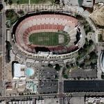 Los Angeles Memorial Coliseum (Google Maps)