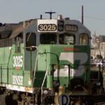 BNSF 3025