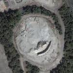 Demolished Cooling Tower (Google Maps)
