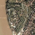 'Blaye citadel' by Vauban (Google Maps)