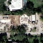Joel Pineiro's House (Google Maps)
