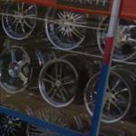 Wheel shop