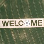 'Welcome'