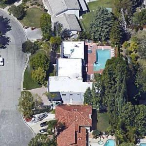 Kristen Stewart's House (childhood) (Google Maps)