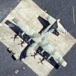 C-130J at RAAF Base Darwin (Google Maps)