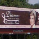 Diana, Princess of Wales (StreetView)