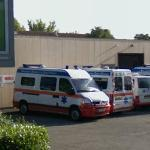 Ambulance Garage